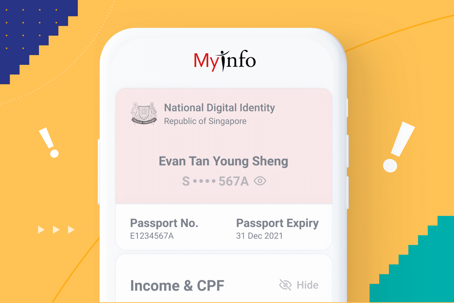 What You Should Know About Singapore's MyInfo Service